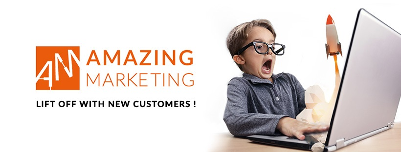 Amazing Marketing - Lift off with new customers !