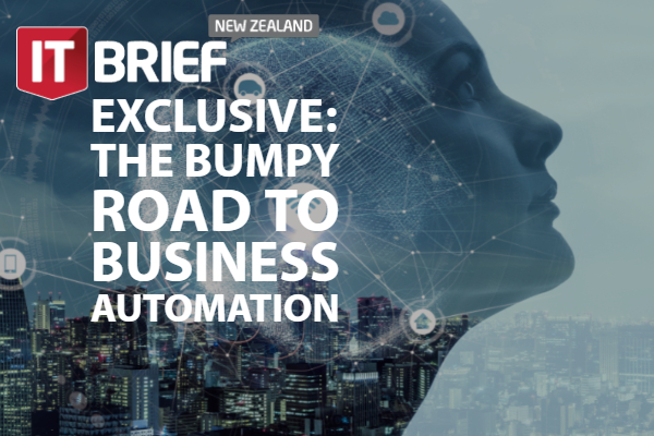 Exclusive: The bumpy road to business automation